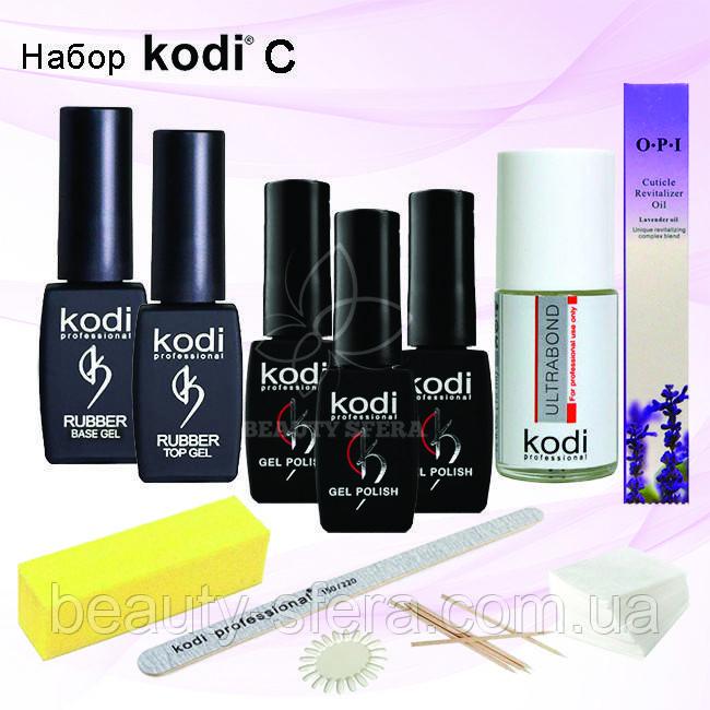 Старт набор гель лаков Kodi C