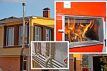 Проект - монтаж отопления домов и коттеджей, установка резервных твердотопливных котлов
