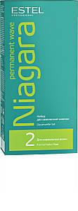 Набор для химической завивки нормальных волос NIAGARA, 2*100 мл