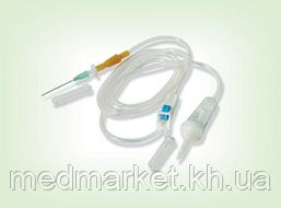 Инфузионная система ULTRAMED внутривенная для вливания инфузионных растворов (тип ПР)