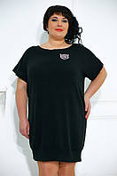 Повседневное женское платье-туника 494