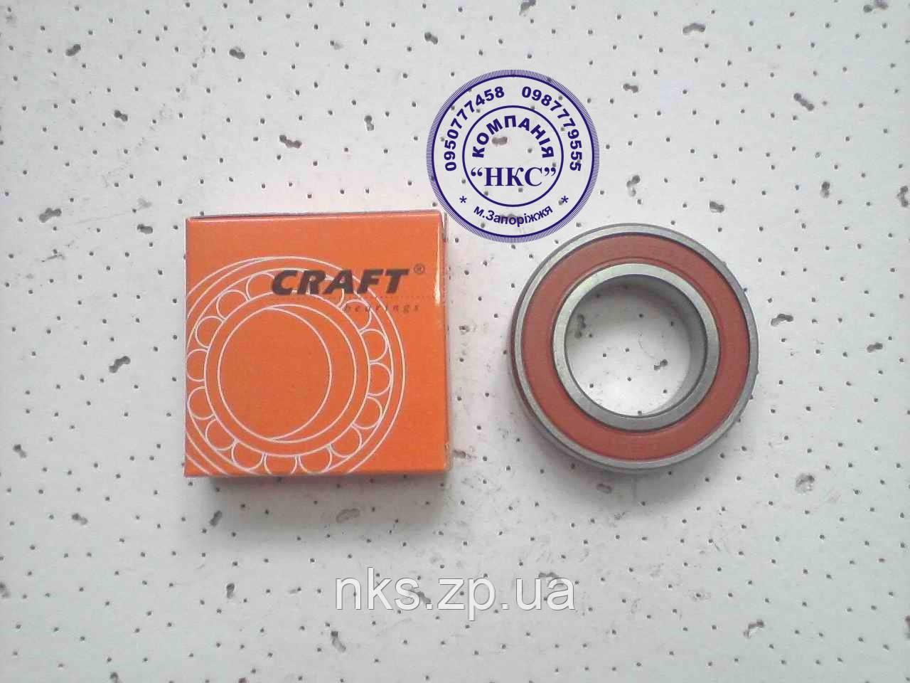 "Подшипник 180106 (6006 RS) ""Craft""."