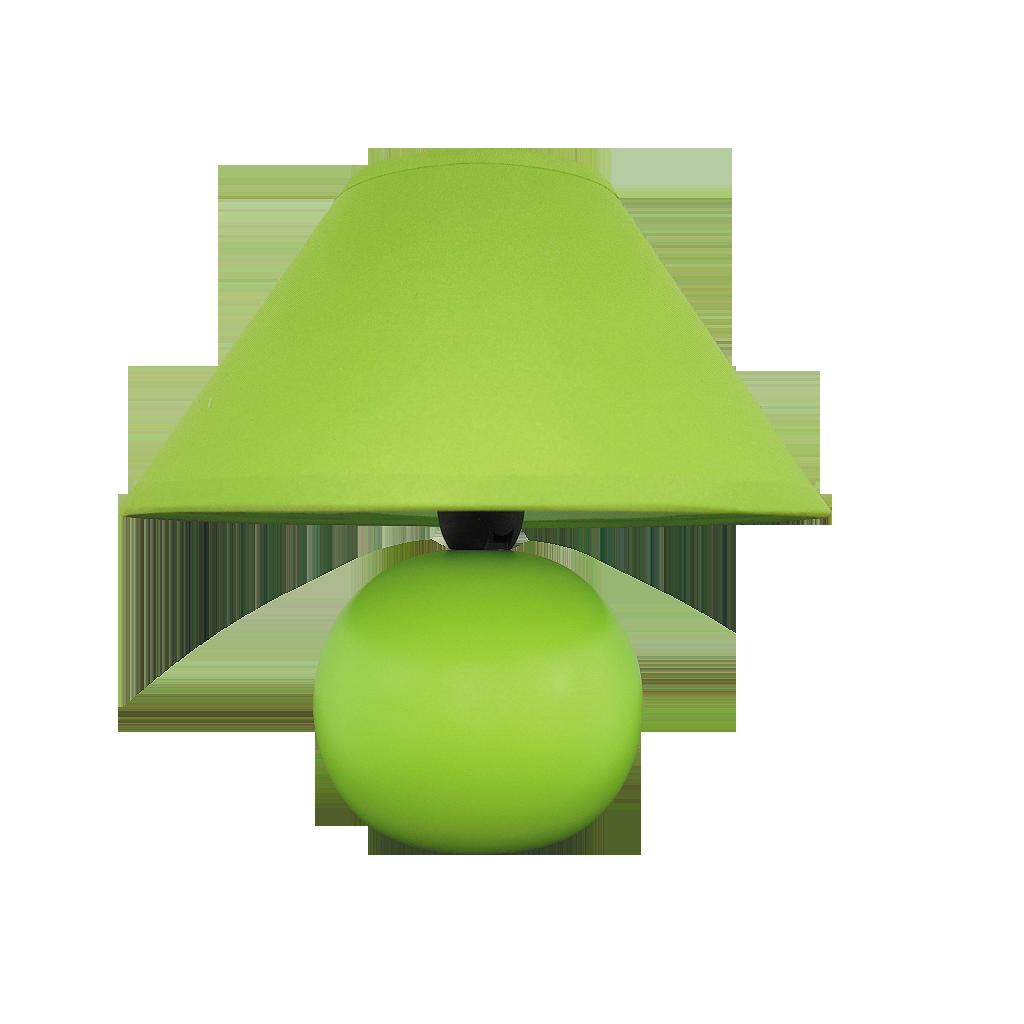 Настольная лампа Rabalux Ariel 4907 1х40Вт E14 зеленый/керамика