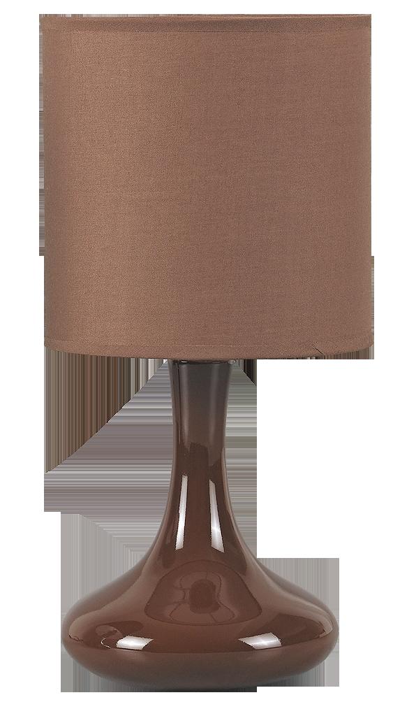 Настольная лампа Rabalux Bombai 4242 1х40Вт E14 ткань/керамика