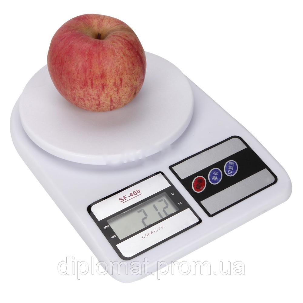 Весы кухонные Electronic Kitchen Scale SF-400