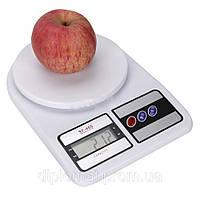 Ваги кухонні Electronic Kitchen Scale SF-400, фото 1