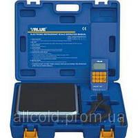 Электронные весы VALUE VES-50A (до 50/кг) (для фреона)