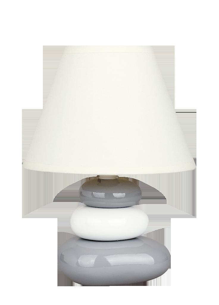 Настольная лампа Rabalux Salem 4948 1x40Вт Е14 керамика/белый