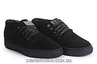 Ботинки мужские зимние PHILIPP PLEIN 0029 чёрные