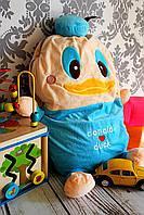 "Одеяло - Подушка, Игрушка ""Дональд Дак"", 110*165см"