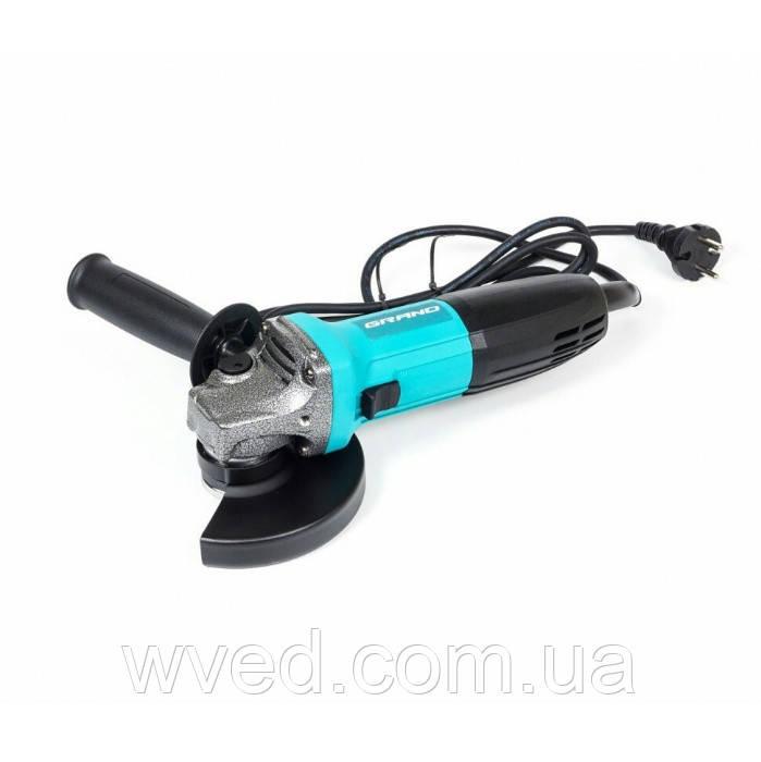 Машина углошлифовальная GRAND МШУ-125-1250