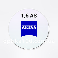 Асферическая утонченная линза Zeiss SV AS 1,6 DV Platinum