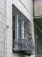 Решетки кованые на окна специальные