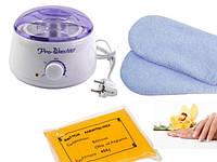 Оборудование и аксессуары для парафинотерапии