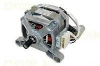 Мотор для стиральной машины Indesit Ariston длинный шкив C00056962