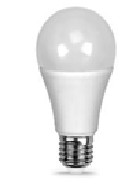 """Світлодіодна лампа A60 7W 165-265V E27, 4100K, TM""""ECOLAMP"""", фото 2"""