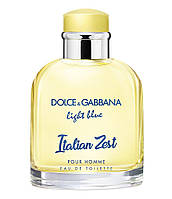 125 мл Dolce & Gabbana Light Blue Italian Zest (м)