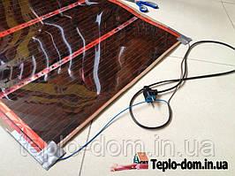 Готовый комплект пленки RexVa PTC размером 0,8м х 0,25м