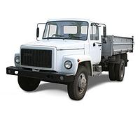 ГАЗ 3309 Борт