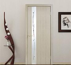 Двери межкомнатные Зеркало 1.1 и Зеркало 2 Омис , фото 2