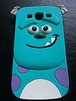 """Силиконовый чехол """"Салли"""" на Samsung S3 i9300, S3 Duos"""