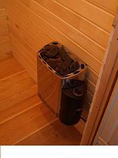 Нагреватель для сауны SAWO MINI MN-36NB , фото 3