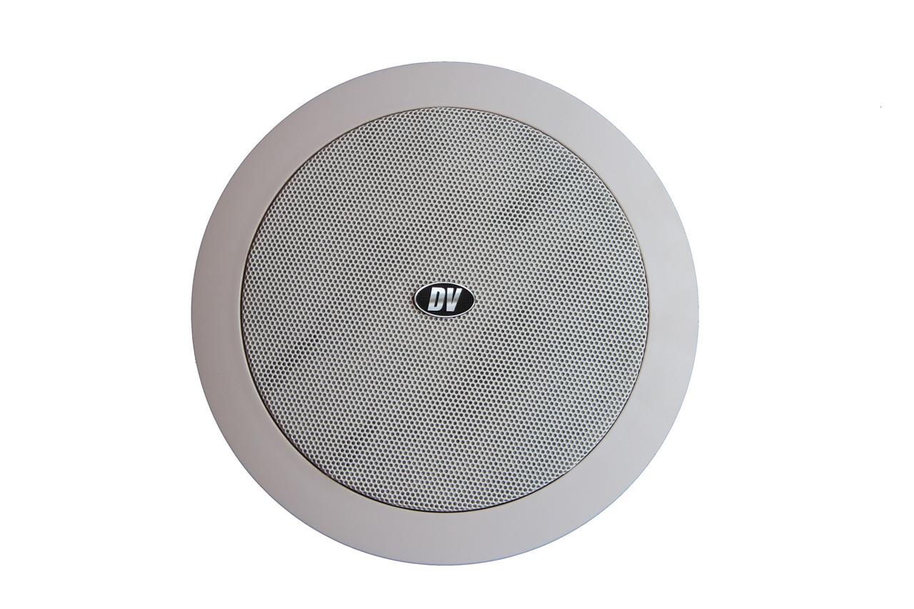 Потолочная акустическая система для фонового озвучивания DV audio C-6.2