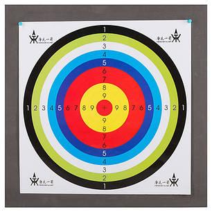 Мишень (стрелоулавливатель), изолон блок 500*500*50мм, фото 2