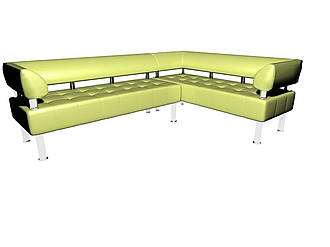 Комплект Тонус Sentenzo 2200x1600x700 Светло-зеленый (20932189422)