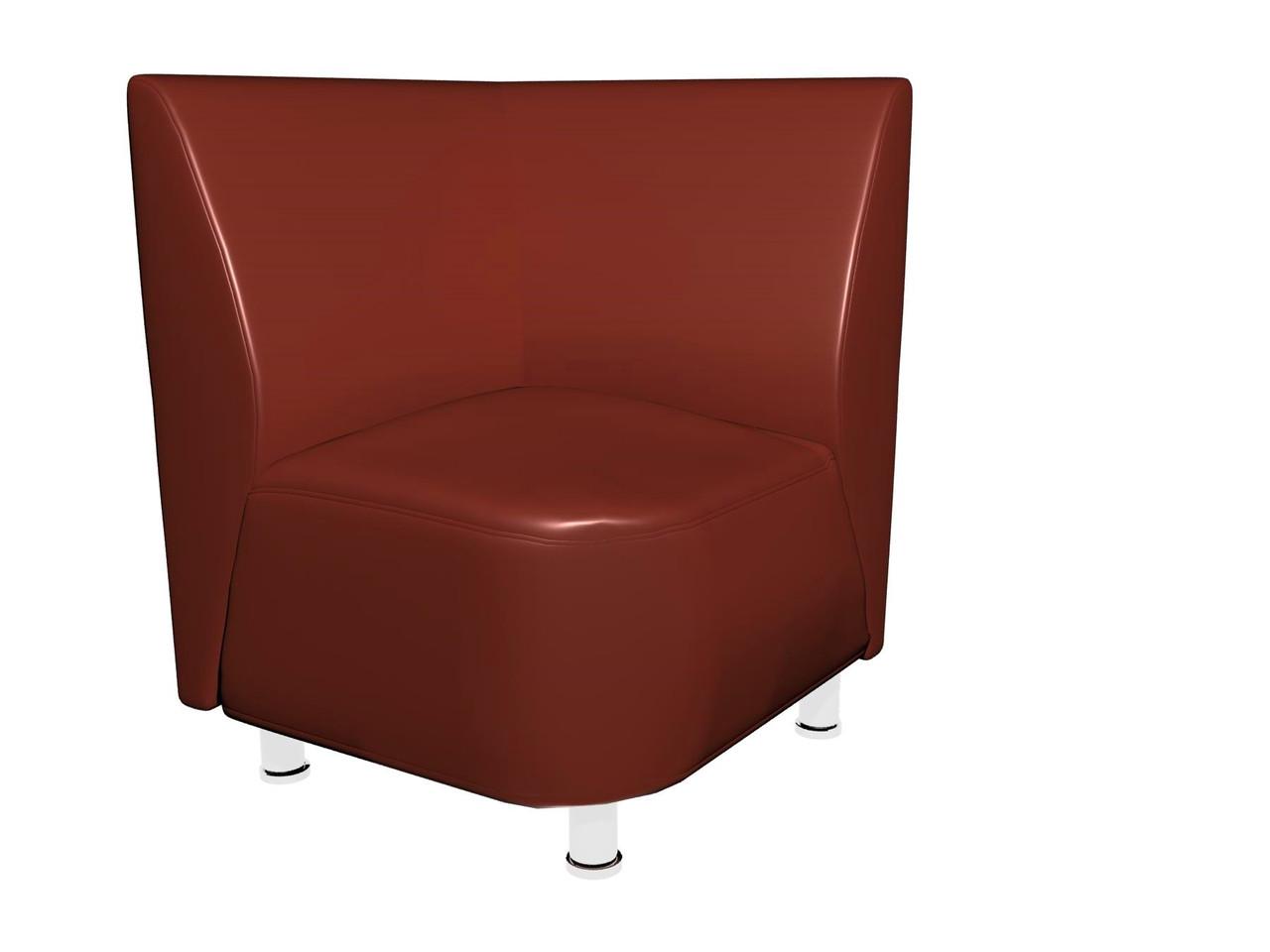 Офисный диван Актив Sentenzo 700x700x900 Коричневый (2324894221435)