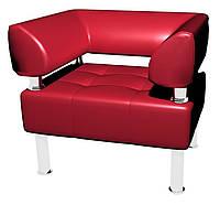 Офисный диван Тонус Sentenzo 800x600x700 Красный (11236125722)