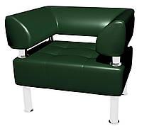 Офисный диван Тонус Sentenzo 800x600x700 Темно-зеленый (4236125722)