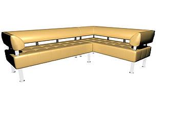 Комплект Тонус Sentenzo 2200x1600x700 Світло-бежевий (20132189422)