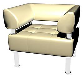 Офісний диван Тонус Sentenzo 800x600x700 Молочний (10236125722)
