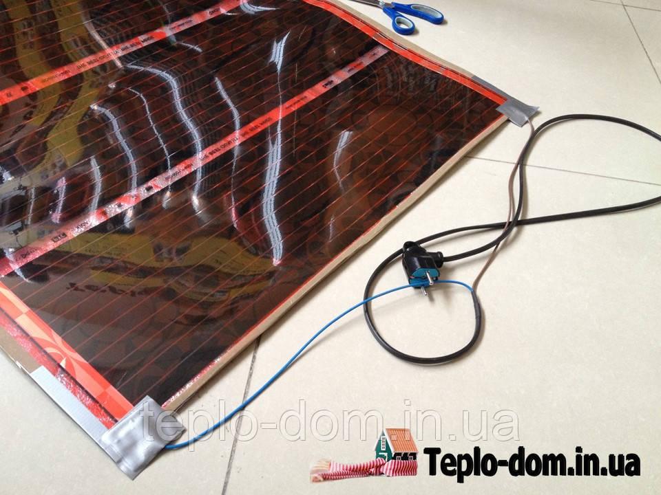 Готовый комплект пленки RexVa PTC размером 0,8м х 2м