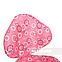 Компьютерное кресло розовое FunDesk SST5 Pink, фото 5