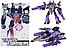 Трансформер-десептикон Скайварп - Skywarp, Deluxe Class, 30th Transformers, Generations, Hasbro, фото 4