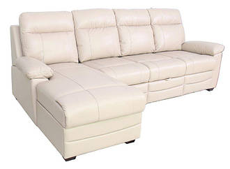 Угловой диван Bellini Дэнели (Denaly) 2850мм DENALBEUL Светло-бежевый