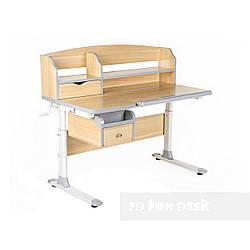 Детский стол-трансформер для дома FunDesk Sognare Grey