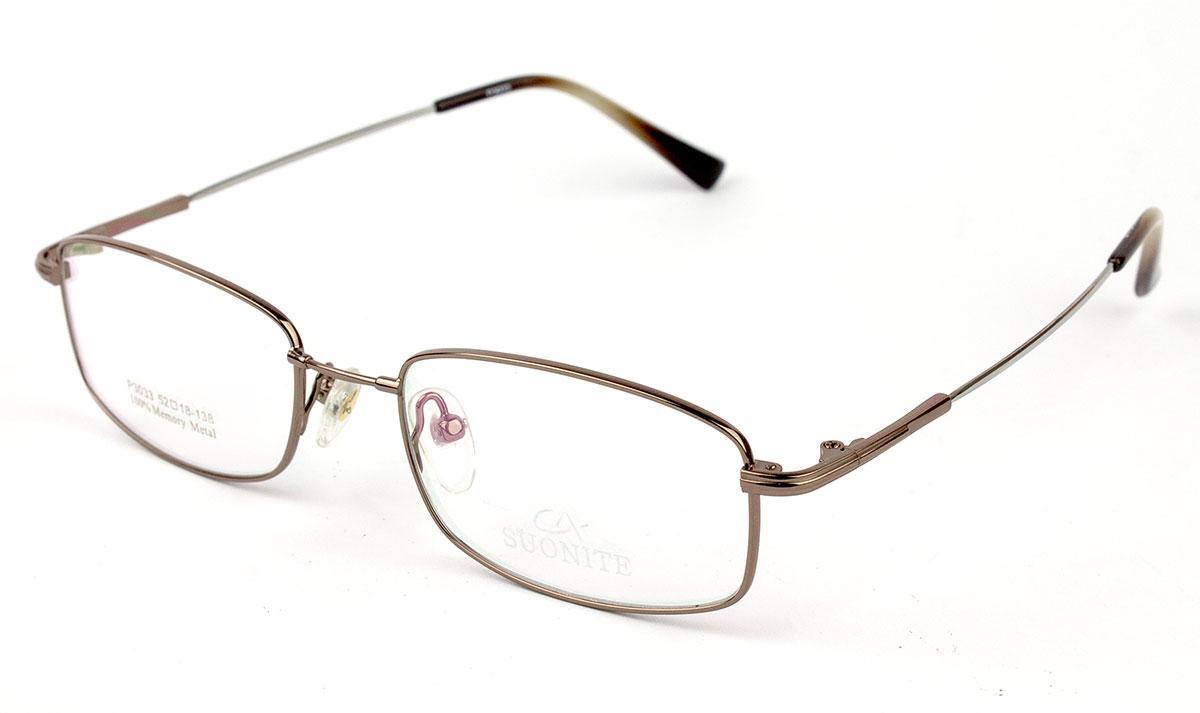 Оправа для очков Suonite (титан) P3033-C2