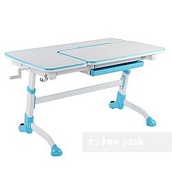Парта-трансформер для школьника FunDesk Amare Blue
