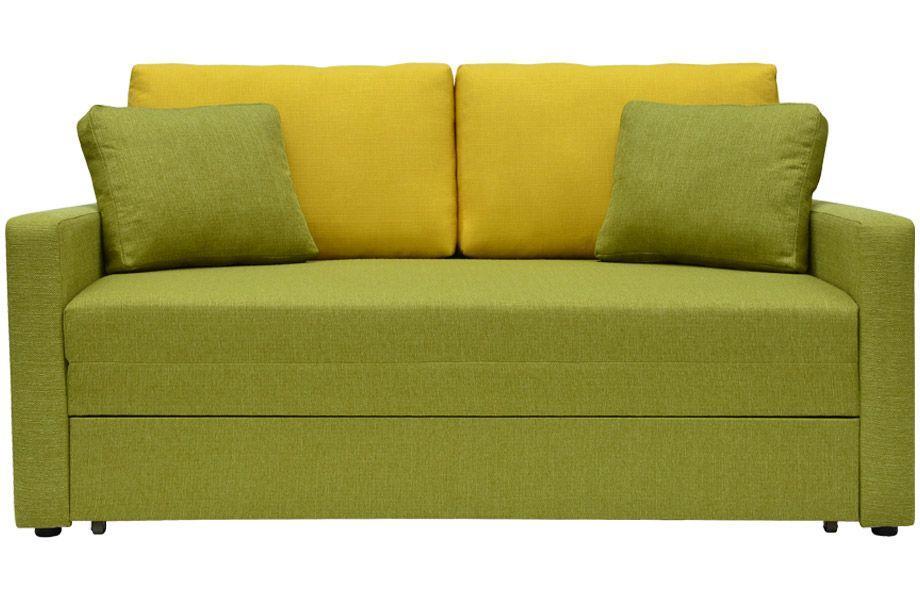 Дивани Art-Nika Белен 1.6 Зелений/жовтий