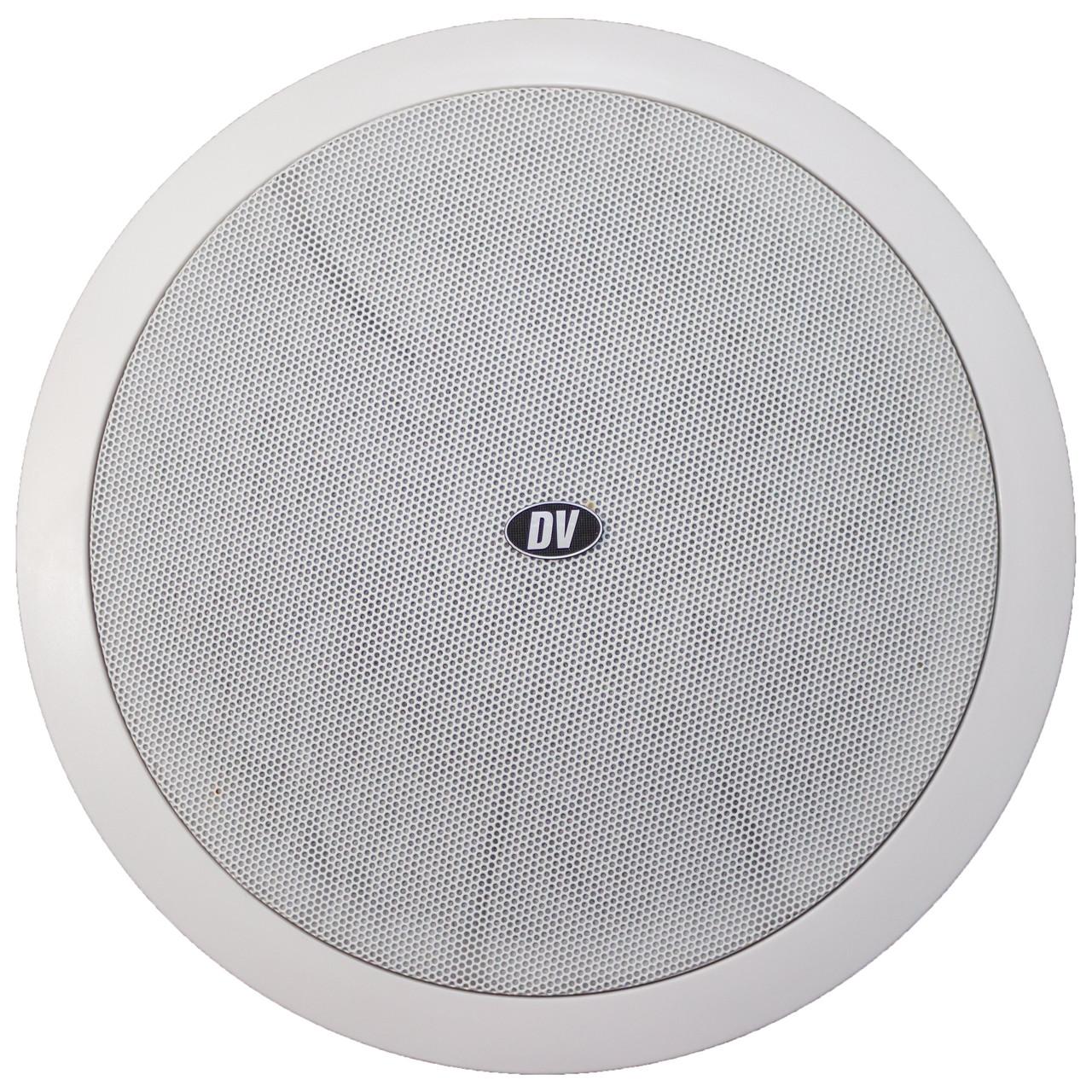 Потолочная акустическая система для фонового озвучивания DV audio C-8.2