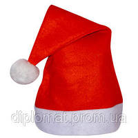 Шапка Деда Мороза (простая)