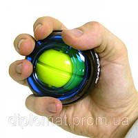 Кистевой тренажёр Powerball с подсветкой