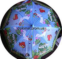 Зонт Angry Birds для детей