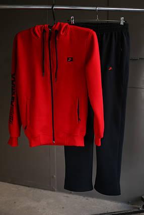 Мужской зимний спортивный костюм Nike Air Max, фото 2