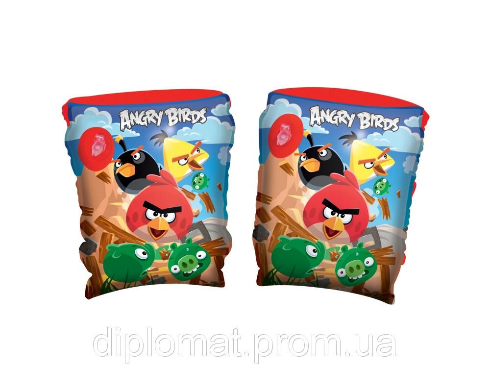 """Надувные нарукавники Angry Birds - Интернет- магазин """"Volna-shop"""" в Одессе"""