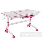 Стол парта-трансформер для девочки FunDesk Amare Pink