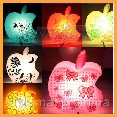 Светильник яблоко (apple), средний